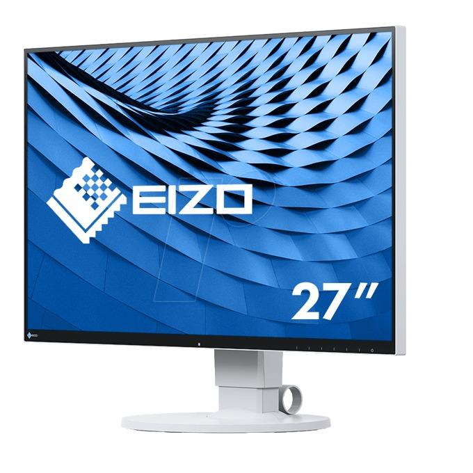 """Монитор EIZO EV2780-WT, 27""""(68.58 см) IPS панел, WQHD, 5ms, 350 cd/m2, HDMI, DP image"""