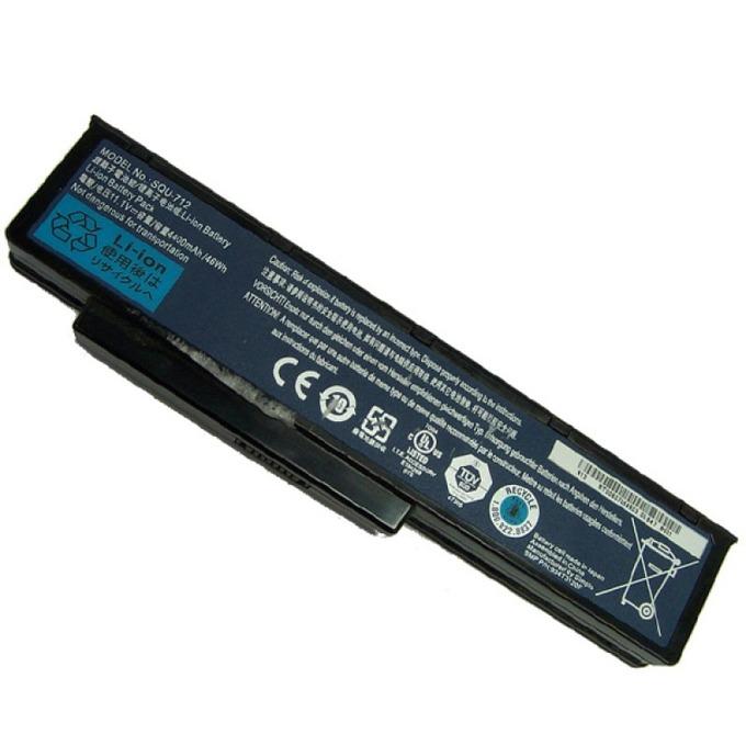 Батерия (oригинална) за Packard Bell EasyNote F123 F124 MH35 MH36 HERA 6-Cells 11.1V 4400mAh  image