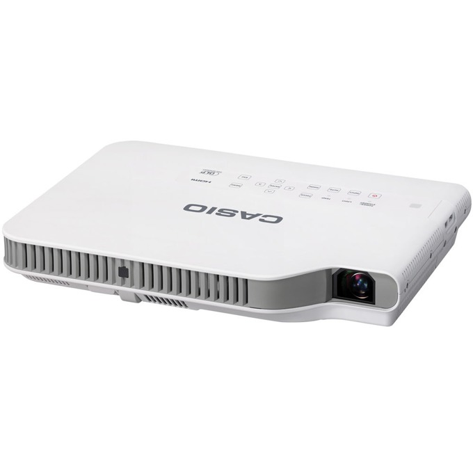 Проектор Casio XJ-A252, Laser & LED DLP, 2500 Lumens, 1800:1, UXGA, HDMI image