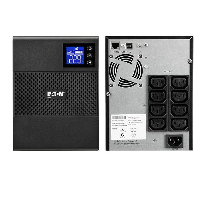 UPS Eaton 5SC 1500i, 1500VA/1050W, Line Interactive  image