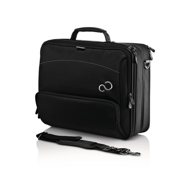"Чанта за лаптоп Fujitsu Prestige Case Mini 13, до 13.3""(33.78 cm), черна image"