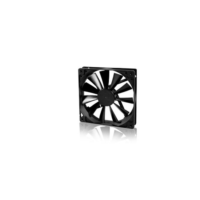 Вентилатор 140мм, EverCool EC14025L12BA, Ball bearing, 1200rpm image