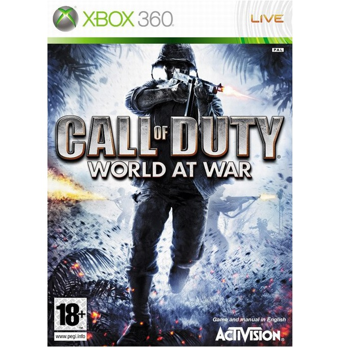 Call of Duty: World at War, за XBOX360 image