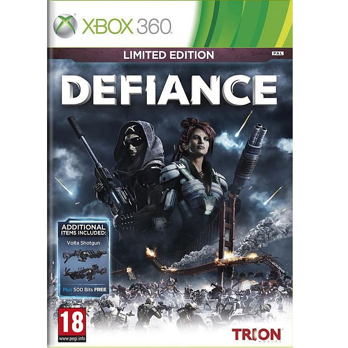 The Defiance Limited Edition, за Xbox 360 image