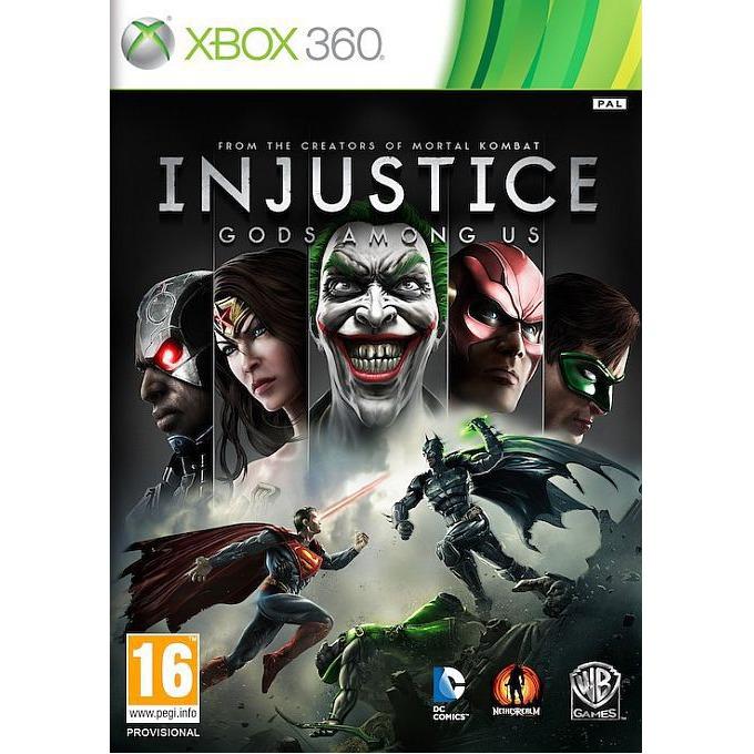 Игра за конзола Injustice: Gods Among Us, за XBOX360 image
