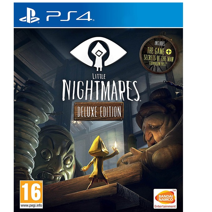 Little Nightmares Deluxe Edition product