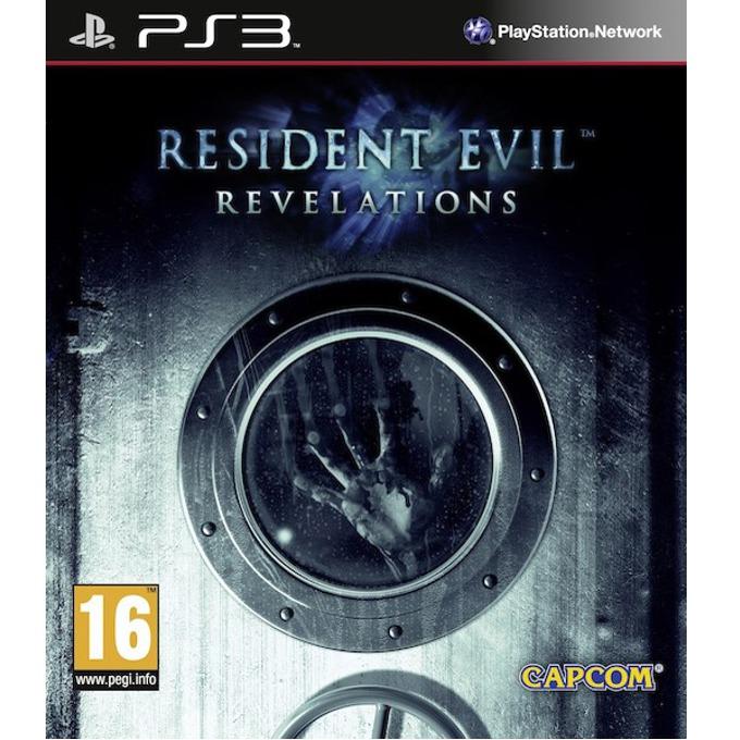 Игра за конзола Resident Evil: Revelations, за PlayStation 3 image