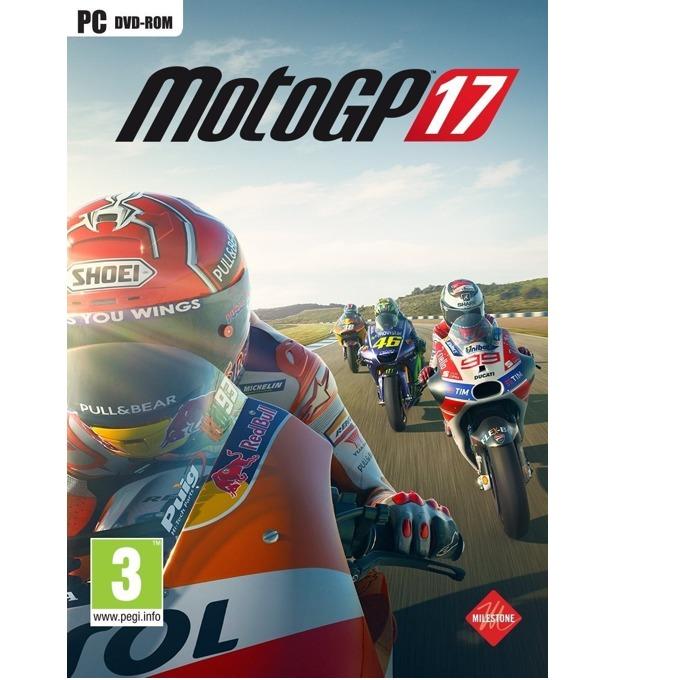 Игра MotoGP 17, за PC image