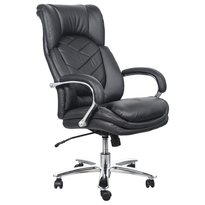 Директорски стол Carmen 6100, черен image