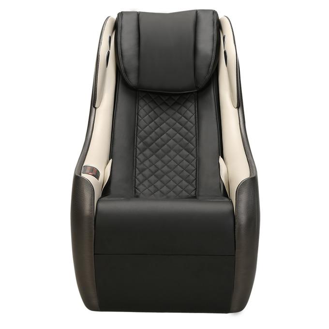 Масажен стол Rexton LT328A, Bluetooth, ролков безшумен механизъм, многофункционален пулт за управление, говорители, еко кожа, функция нагряване, черен image