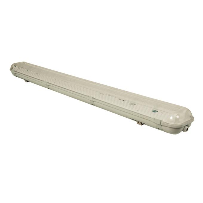 LED индустриално осветително тяло,Unikoms T12IP65NS, 40W, 4400lm, AC 220V, Студено бяла image