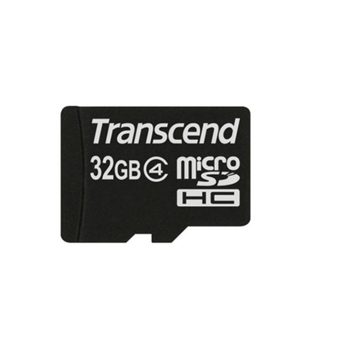 Transcend 32GB microSDHC Class 4