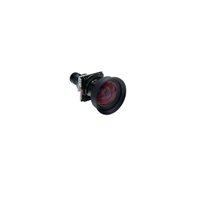 Обектив Christie 1.22-1.53:1 zoom lens standard G/555-GS, за проектори DHD555-GS, DHD599-GS, DHD600-G, DWU555-GS, DWU599-GS, DWU600-G, DWX555-GS, DWX600-G image