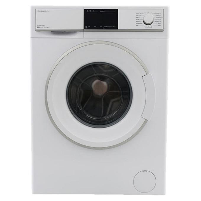 Перална машина Sharp ES-GFB7143W3, клас A+++, 7 кг. капацитет, 1400 оборота в минута, 15 програми, свободностояща, 60 cm. ширина, бяла image