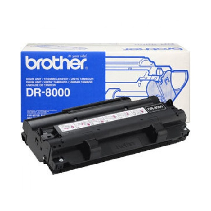 КАСЕТА ЗА BROTHER FAX 8070P/2850/ MFC-9030/9070/4800/9160/9180 - P№ DR8000 - заб.: 20000k image