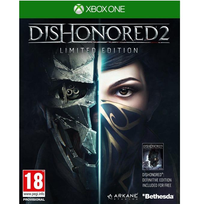 Игра за конзола Dishonored 2, за Xbox One image
