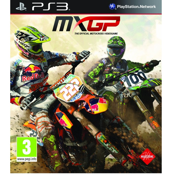 MXGP - The Official Motocross Videogame, за PS3 image