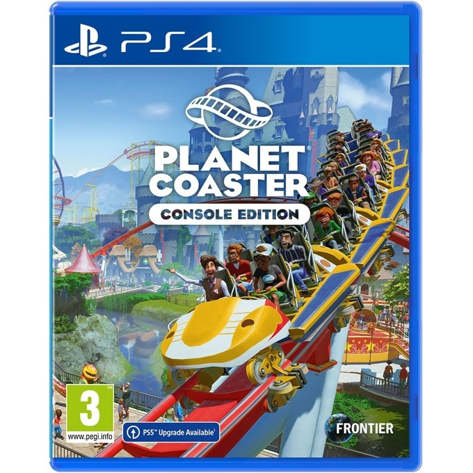 Planet Coaster PS4 product