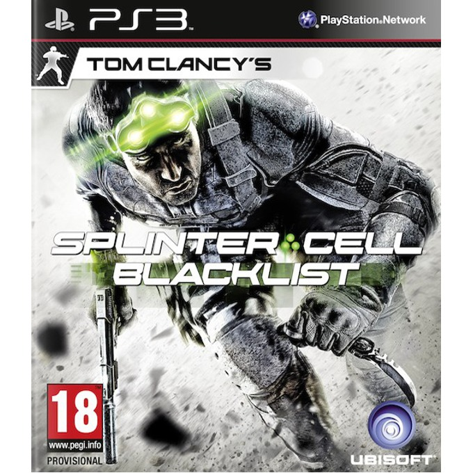 Игра за конзола Tom Clancy's Splinter Cell: Blacklist Upper Echelon Day 1 Edition, за PlayStation 3 image