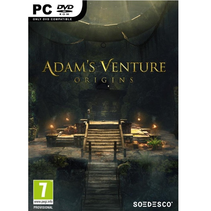 Adams Venture: Origins, за PC image