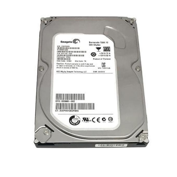 500GB Seagate SATA 6Gb/s 7200rpm 16MB