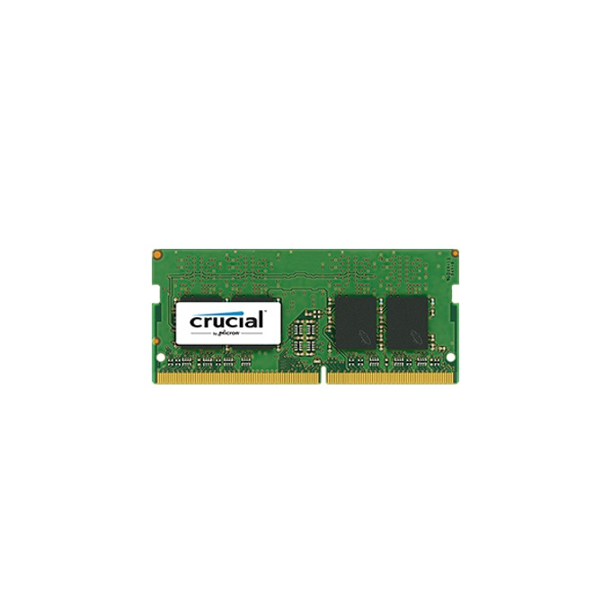 Памет 8GB DDR4, 2400 MHz, SO-DIMM, Crucial CT8G4SFS824A, 1.2V  image