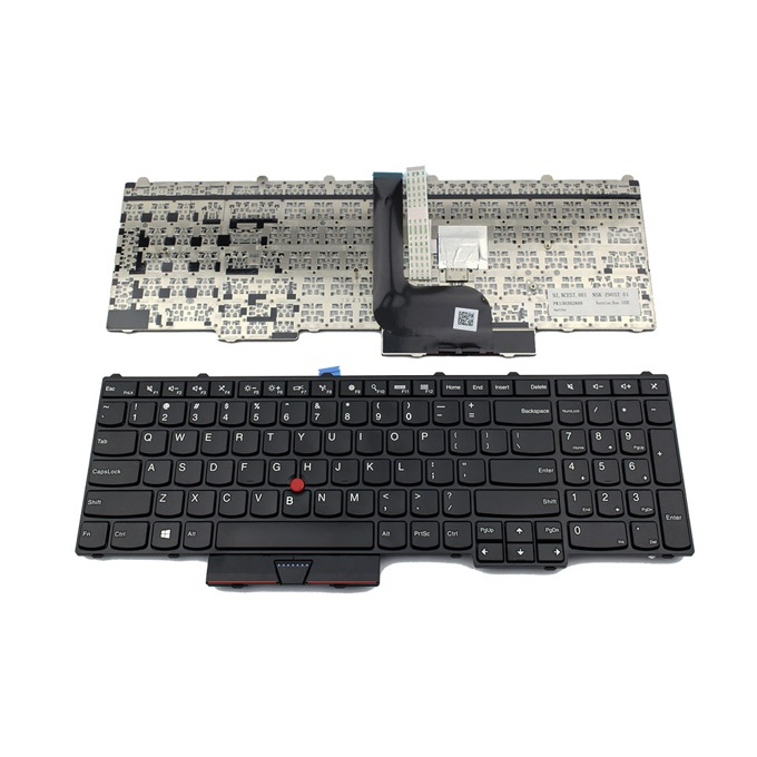 Original New US UI Black Keyboard for Acer P257-M P257-MG P258-M P258-MG