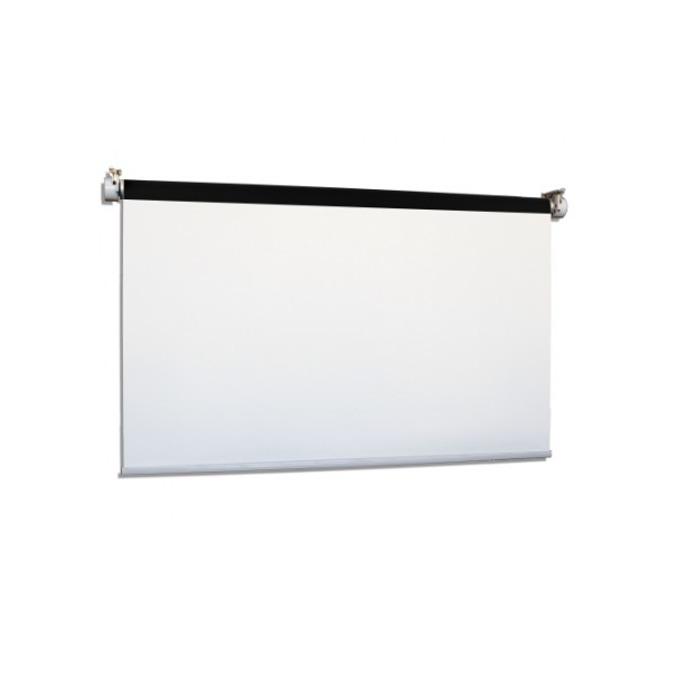 Екран Avers SOLAR PROF 55-31 MWP, електрически екран за стена/таван, Matt White P, 5500 x 3090mm, 16:9, безрамков, 150° зрителен ъгъл image