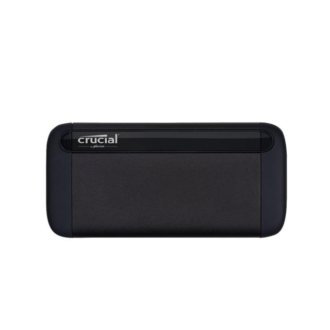 Памет SSD 500GB, Crucial X8, външен, USB 3.1 Type C image