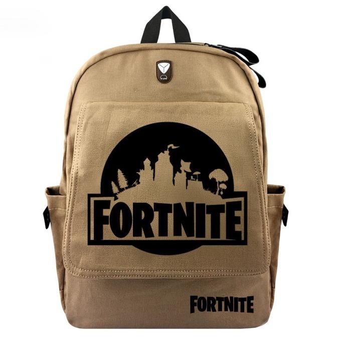 Раница Fortnite Logo, кафявa image