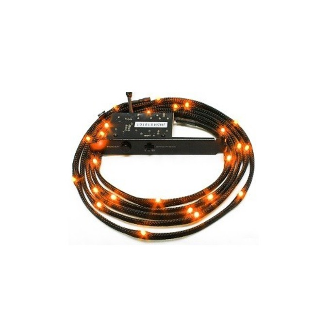 LED кабел NZXT, 2 м., оранжев image