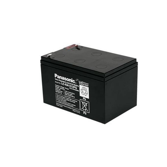 Акумулаторна батерия Panasonic, 12V, 12Ah, 6-9 години живот image