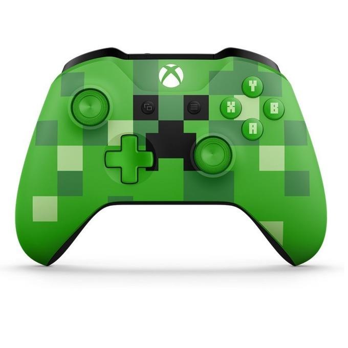 Microsoft Xbox One Minecraft Creeper product