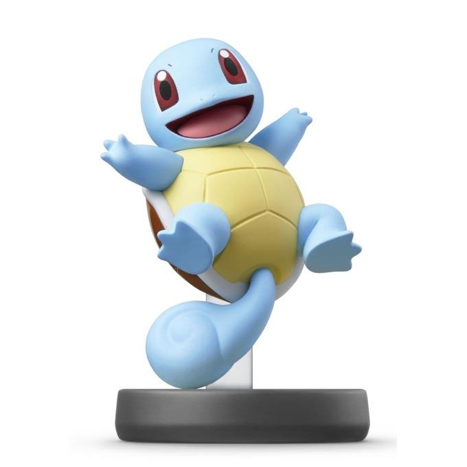 Nintendo Amiibo - Squirtle No.77 [Super Smash] product