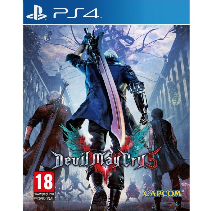 Devil May Cry 5, за PS4 image