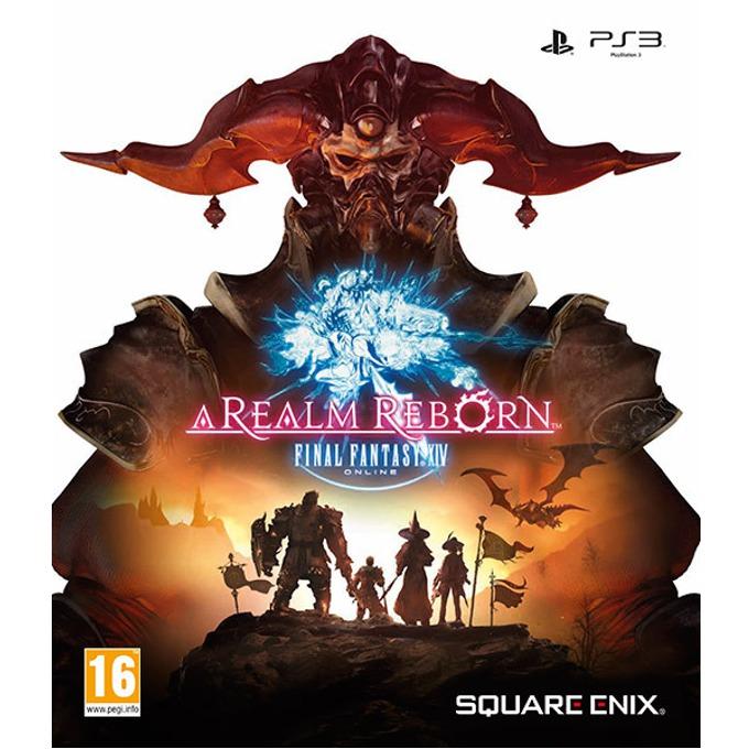 Игра за конзола Final Fantasy XIV: A Realm Reborn, за PlayStation 3 image