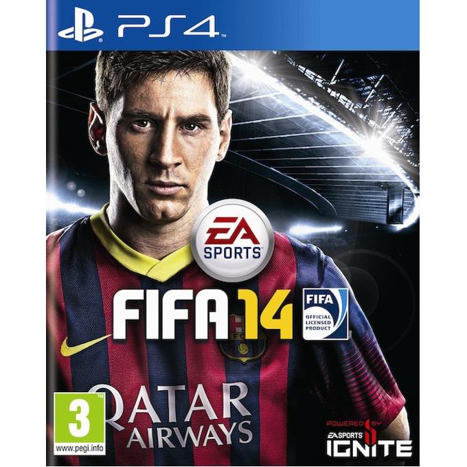 Игра за конзола FIFA 14, за PlayStation 4 image