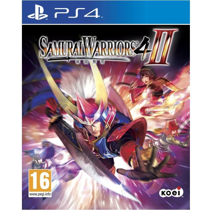Игра за конзола Samurai Warriors 4 II, за PS4 image