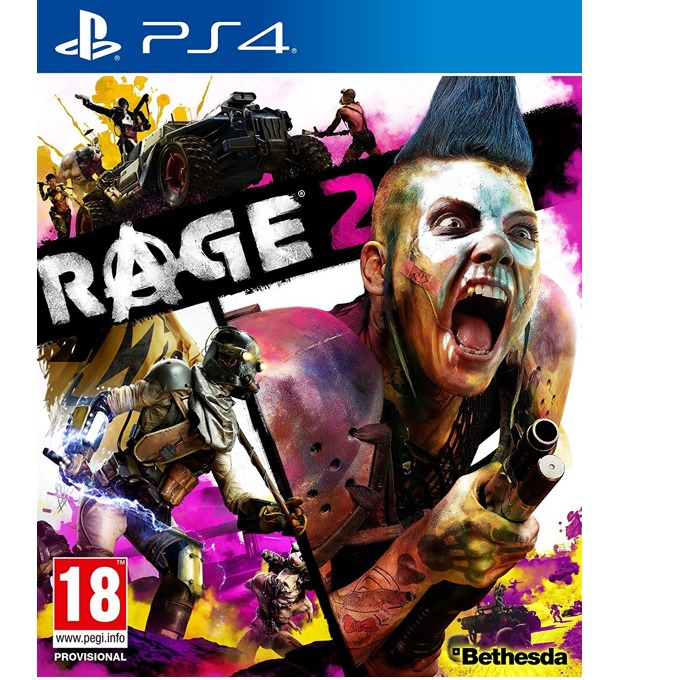 Rage 2, за PS4 image