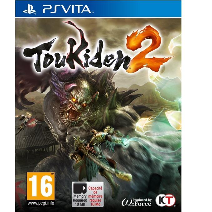 Игра за конзола Toukiden 2, за PSVITA image