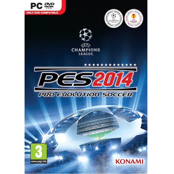 Pro Evolution Soccer 2014, за PC image