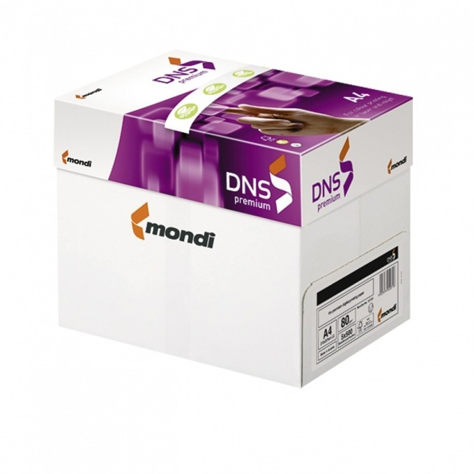 Mondi Dns Premium, А4, 160g/m2, 250л., бял product