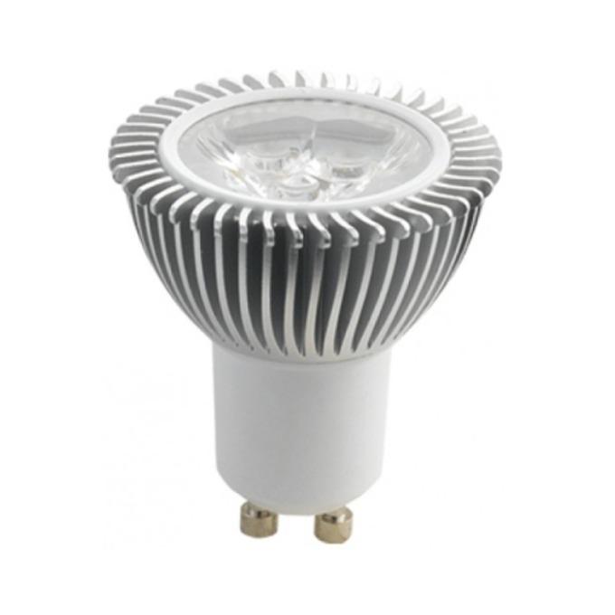 LED крушка, ORAX GU10-3X1-NW-CH, GU10, 4W image