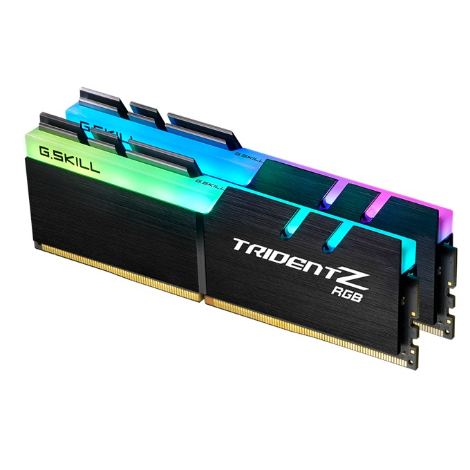 16GB 2x8GB DDR4 3200MHz GSkill Trident Z RGB product