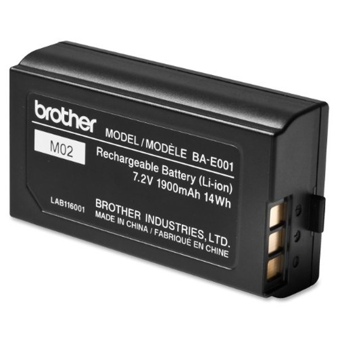 Brother Rechargeable Li-Ion battery product