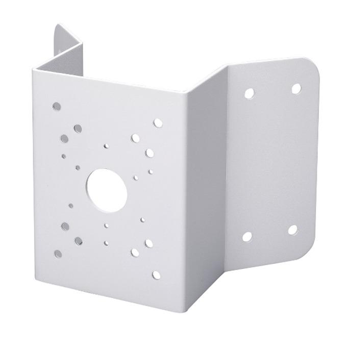 Ъглова стойка DAHUA PFA151, до 10кг, бяла image