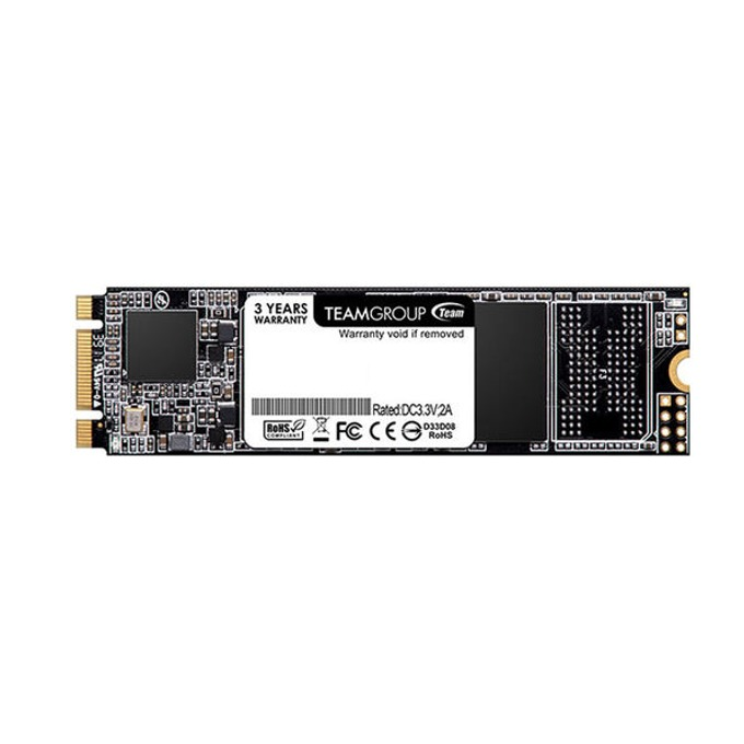 SSD 128GB TeamGroup MS30, SATA III 6Gb/s, M.2 2280, скорост на четене 550 MB/s, скорост на запис 460 MB/s image