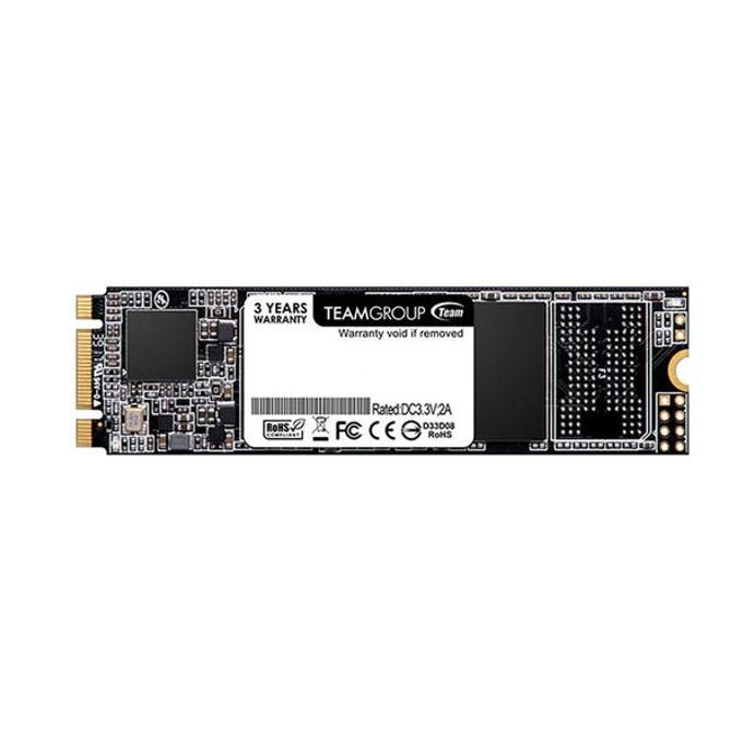 Памет SSD 128GB TeamGroup MS30, SATA III 6Gb/s, M.2 2280, скорост на четене 550 MB/s, скорост на запис 460 MB/s image