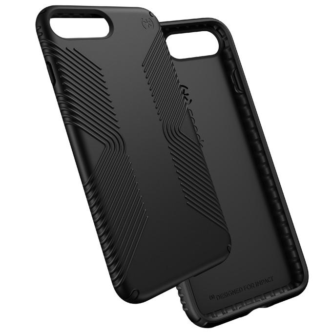 Страничен протектос с гръб Speck за iPhone 7 Plus, черен image