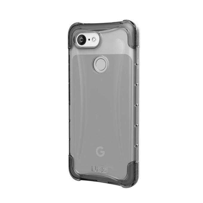 Калъф за Google Pixel 3, удароустойчив, TPU и поликарбонат, Urban Armor Gear Plyo, хибриден, прозрачен image